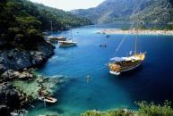 Залив в Турции