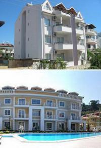 Апартаменты Турция