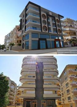 Апартаменты в Махмутларе
