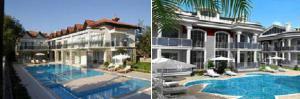 Купить апартаменты в Турции Фетхие