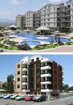 Апартаменты и другая недвижимость в Анталии