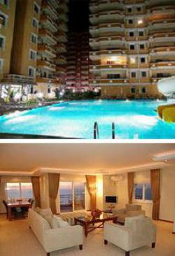 Апартаменты и виллы в Махмутларе
