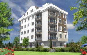 Апартаменты в Турции купить