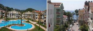 Дома и апартаменты Мармариса