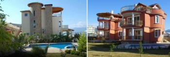 Дома в Турции