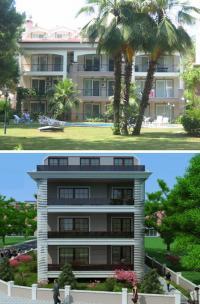 Купить апартаменты в Мармарисе