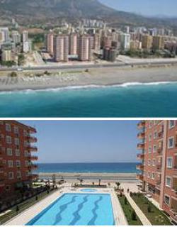 Купить квартиру в Махмутларе Турция