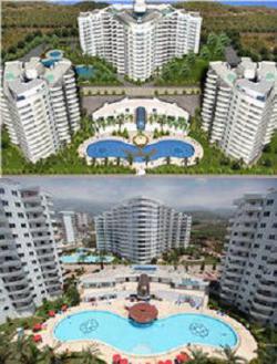Купить квартиру в Махмутларе в комплексе Азур Парк