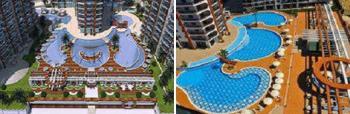 Цены на квартиры и апартаменты Азур Парка