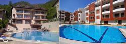 Купить апартаменты или квартиру в Мамарисе
