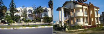 Квартиры и апартаменты в Сиде