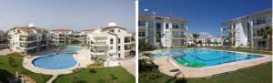 Дешевые квартиры в Турции Белек