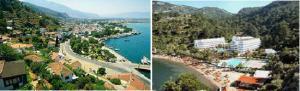 Виллы и другая недвижимость в Мармарисе Турция