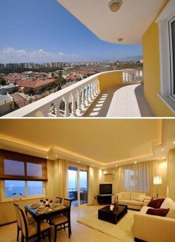 Недвижимость в Турции Алания Махмутлар