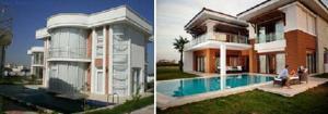 Элитная недвижимость в Белеке Турция