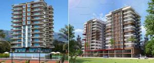 Недвижимость в Турции в Алании или Махмутларе