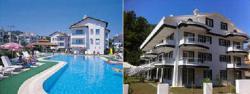 Недвижимость в Мармарисе на море Турция