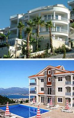 Недвижимость в Фетхие Турция