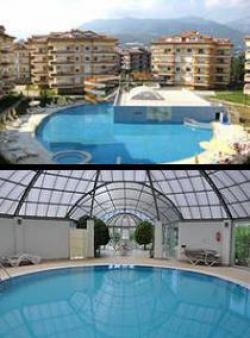 Квартиры и другая недвижимость в Турции Алания Махмутлар