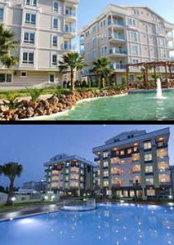 Квартиры и друга недвижимость в Турции Анталии