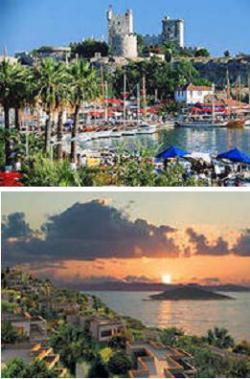 Недвижимость в турции на побережье моря