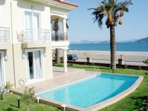 Отель и вилла в Турции