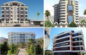 цена продажи квартир в Анталии от застройщика