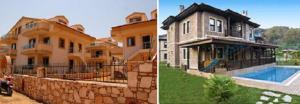 Купить строящийся дом в Турции Мармарис