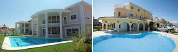 Дома и виллы в Турции Белек
