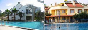 Проекты вилл и домов в Турции Кушадасы