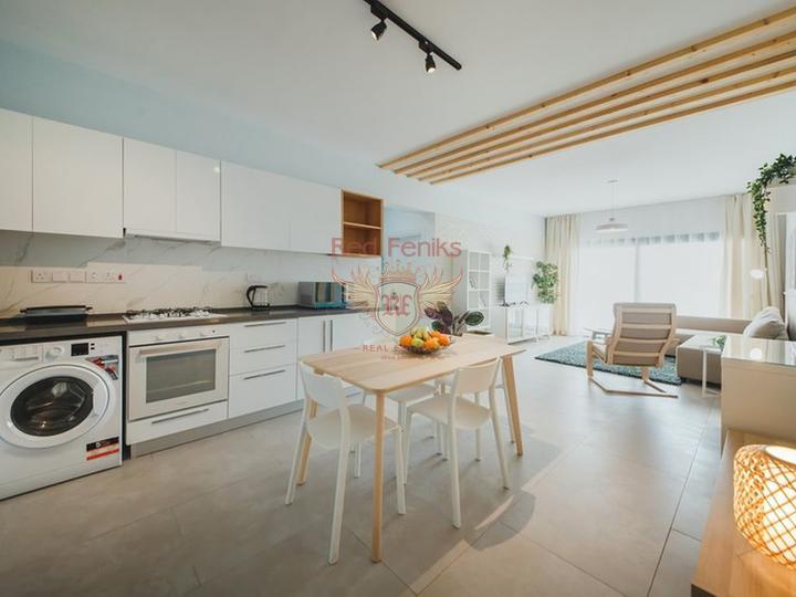 Квартиры 2+1 на стадии строительства, купить квартиру в Фамагуста