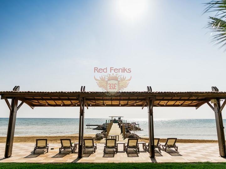 Фамагуста - Бафра £ 119,950 Квартира 3 + 1 + общий бассейн + СПА-центр + песчаный пляж + Титул до 74 лет в Турции.