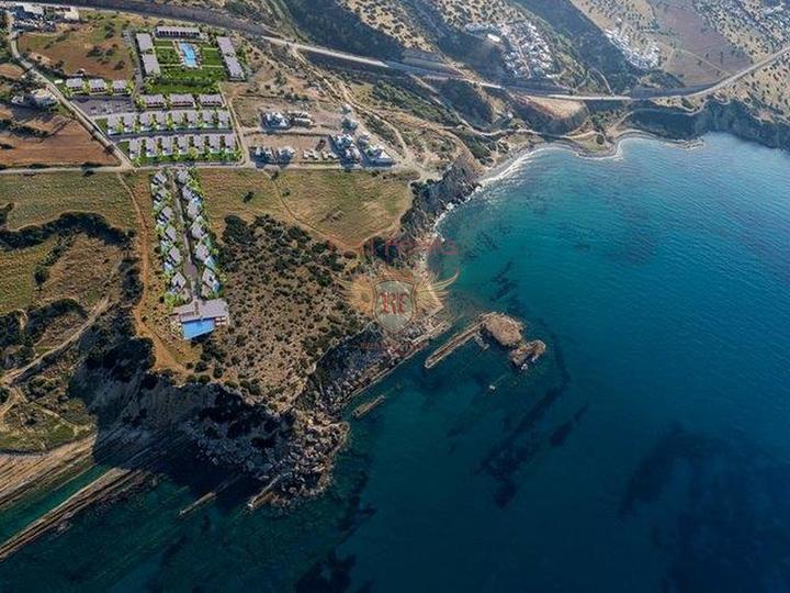 Виллы с 4 спальнями на стадии строительства, Дом в Кирения Северный Кипр