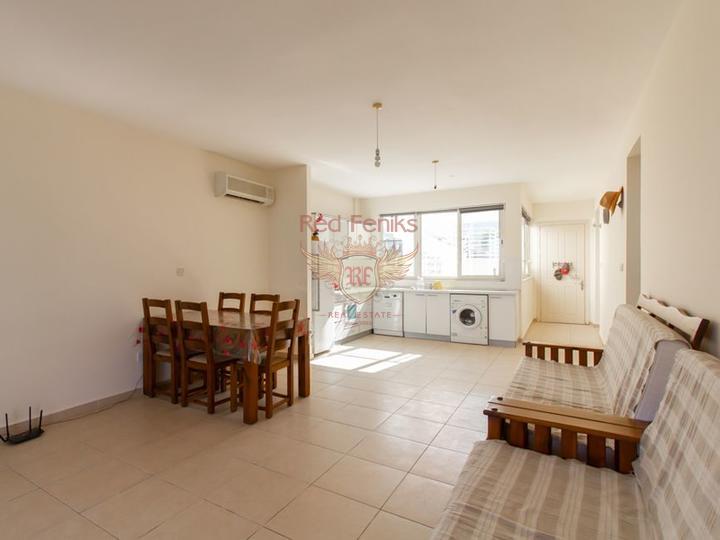 Современные апартаменты у моря в комплексе с большим эко-бассейном, Квартира в Кирения Северный Кипр
