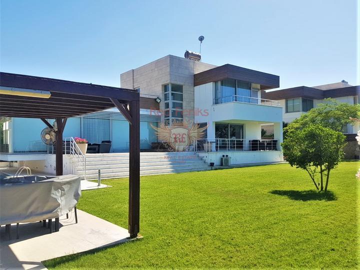 Вилла 4 спальни + современный дизайн + бассейн, Дом в Кирения Северный Кипр