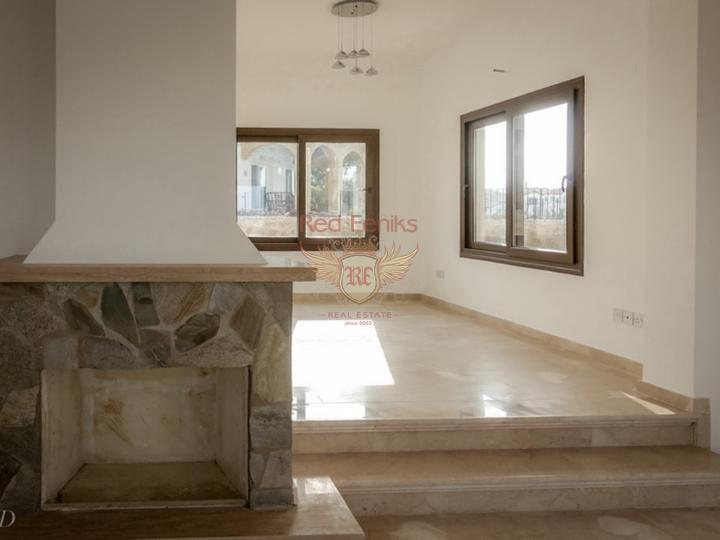 Вилла с 4 спальнями + бассейн + камин + барбекю + потрясающий вид на море, купить виллу в Кирения