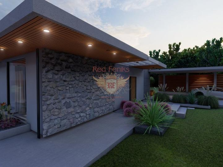 Современные роскошные бунгало с 3 спальнями, купить дом в Кирения