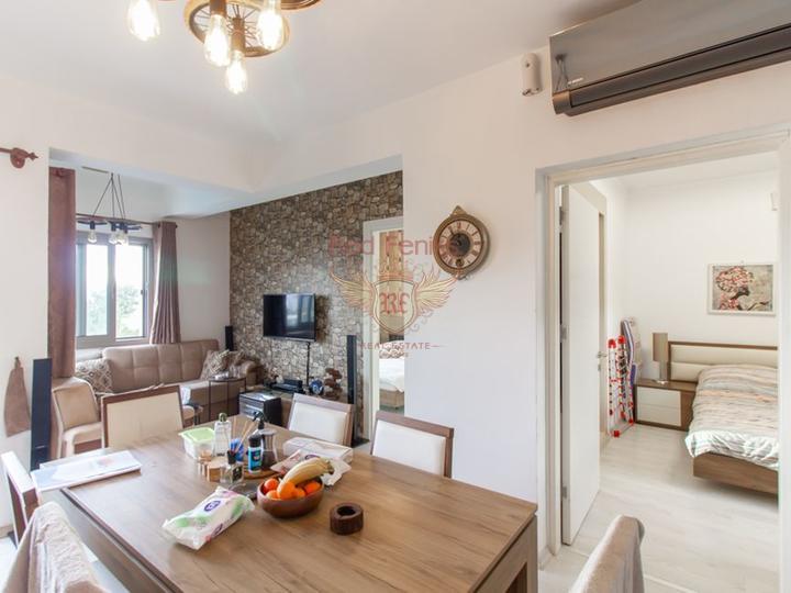 Бунгало с 3 спальнями + бассейн 10м x 5м + центральное отопление, купить дом в Кирения