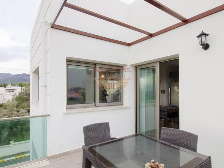 Продано! Вилла с 5 спальнями + 3 ванные комнаты + бытовая техника, Вилла в Кирения Северный Кипр