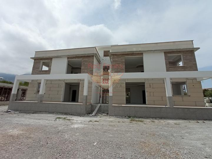 Квартиры с 1+1 + общий бассейн 20 м x 9 м, Квартира в Кирения Северный Кипр
