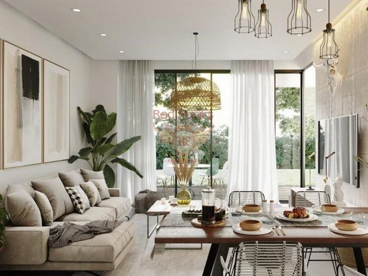 Трехкомнатная квартира + общий бассейн + мебель, купить квартиру в Кирения