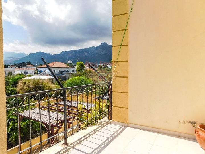 Односпальный пентхаус с мебелью и бытовой техникой, купить квартиру в Кирения