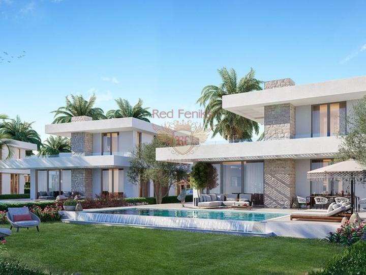 Апартаменты с 2 & 3 спальнями + центр города + стиль Модерн + охрана комплекса + Турецкие титулы, купить квартиру в Кирения