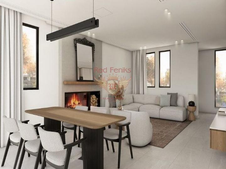 Вилла в Алсанджаке с 3 спальнями + отличное расположение, купить виллу в Кирения