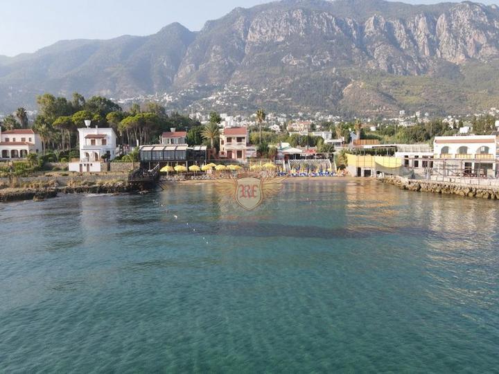 Квартиры 2 + 1 современный проект на стадии строительства, купить квартиру в Кирения