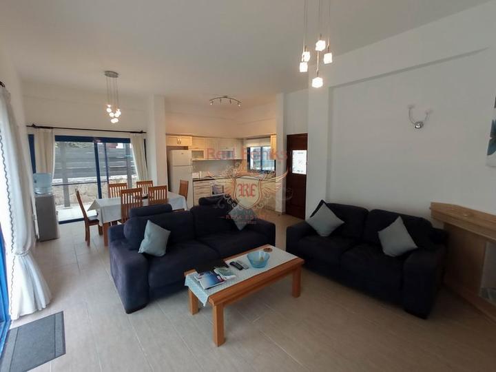 Новые квартиры в красивой резиденции в Кестеле от застройщика, купить квартиру в Алания