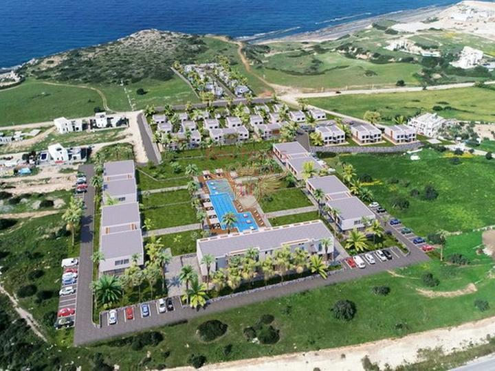 Оригинальные квартиры-студии (осталось только 3), Квартира в Кирения Северный Кипр