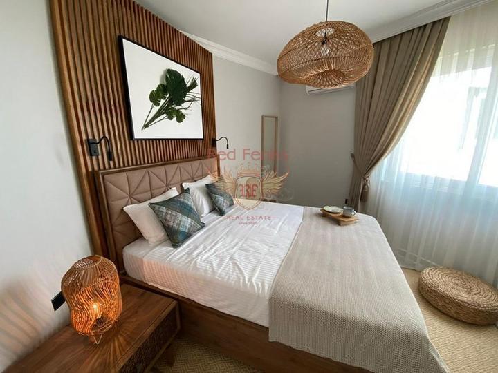 Квартиры 1+1 на стадии строительства, купить квартиру в Фамагуста