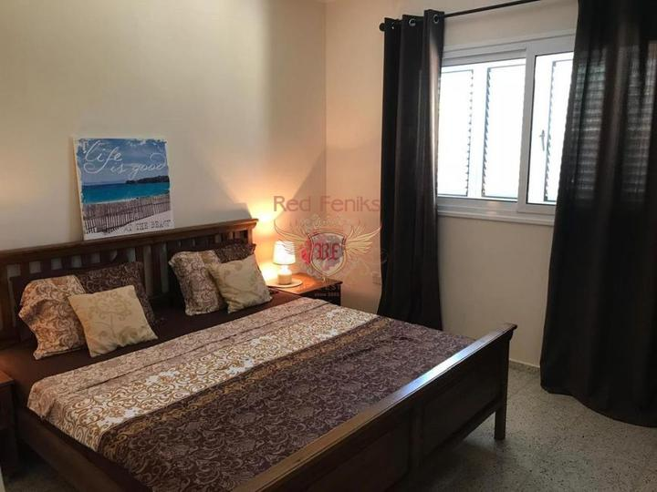 Апартаменты с двумя спальнями + терраса на крыше, Квартира в Кирения Северный Кипр