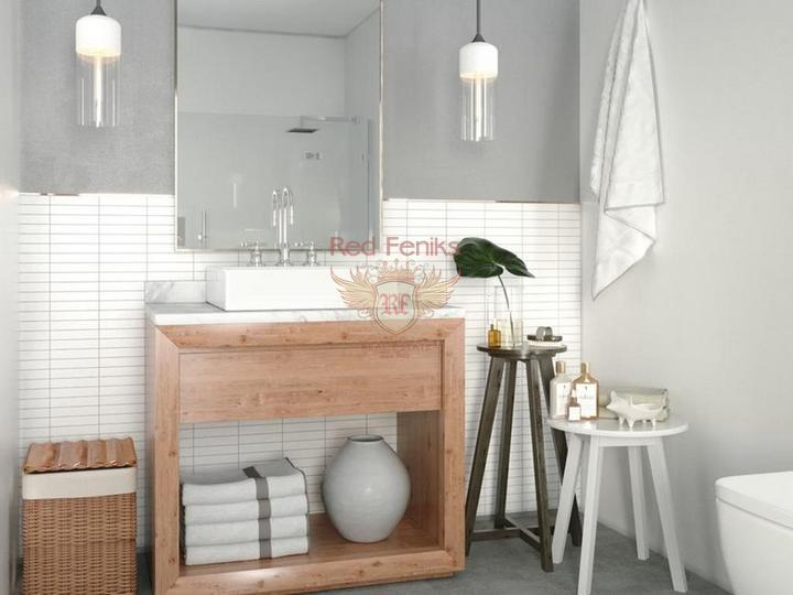 Вилла с 5 спальнями + бассейн 10 х 5 м + потрясающий вид на море, Вилла в Кирения Северный Кипр